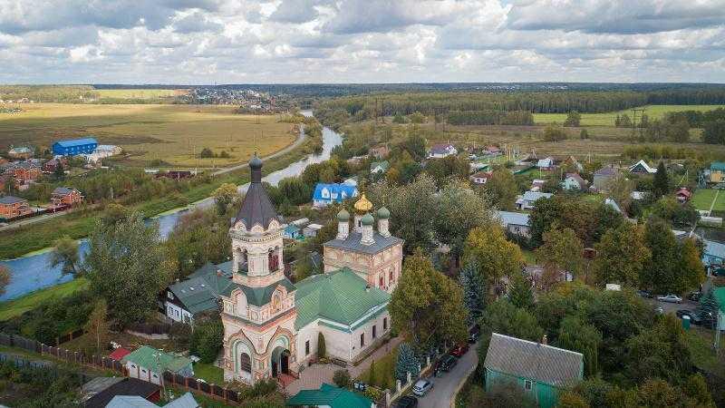 День села Колычёво в городском округе Домодедово