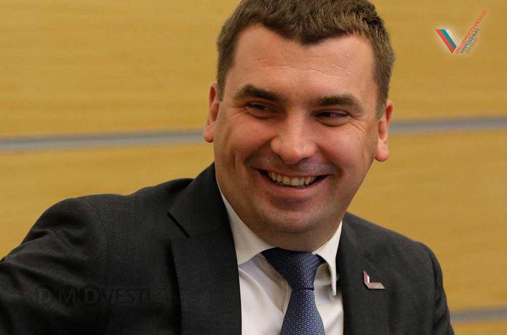 Михаил Кузнецов руководитель Исполкома Общероссийского народного фронта (ОНФ)