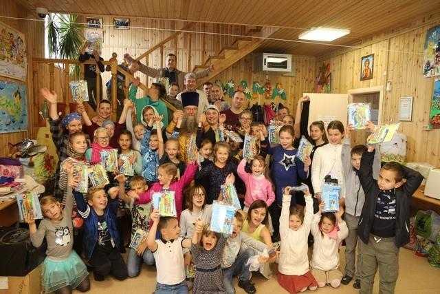 Начало нового учебного года в Воскресной школе Никольского храма с. Лямцино