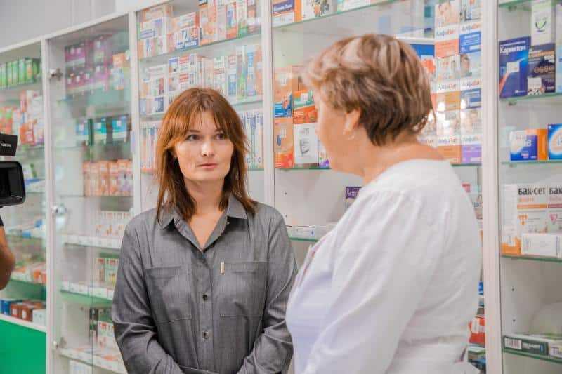 Рейд по аптекам в городском округе Домодедово