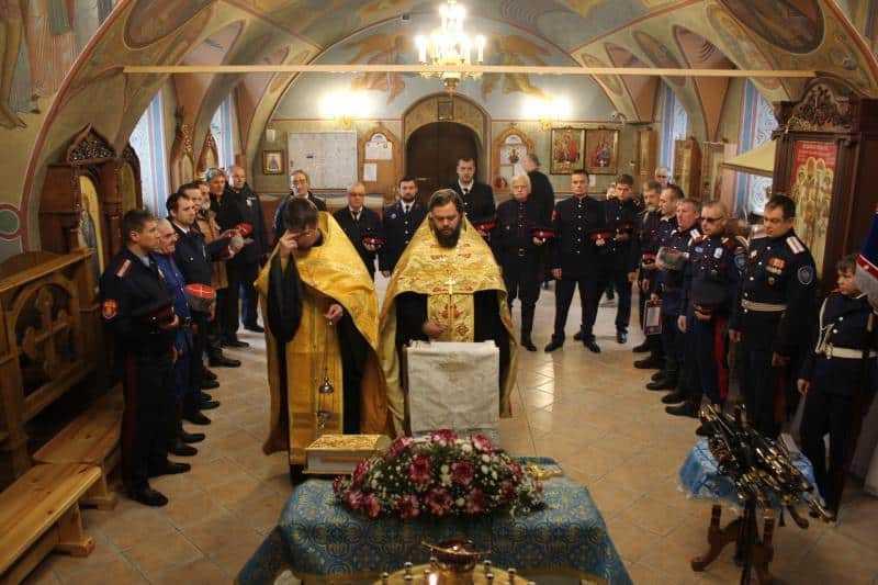 Верстание в казаки в Домодедовском хуторском казачестве