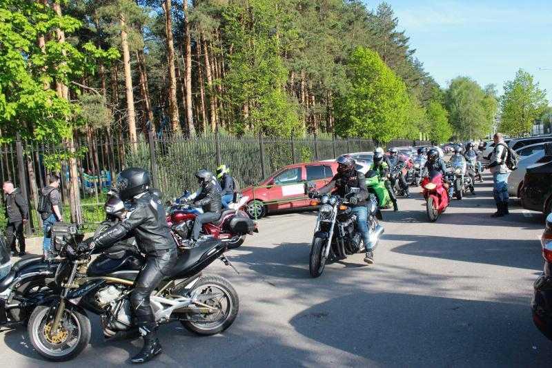 Закрытие мотосезона в городском округе Домодедово