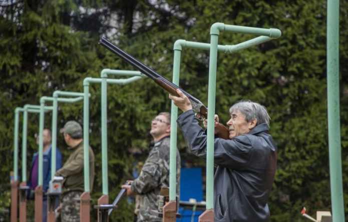 30-летие Домодедовского охотхозяйства