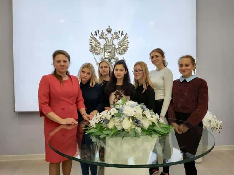 Экскурсия в Домодедовском отделе ЗАГС