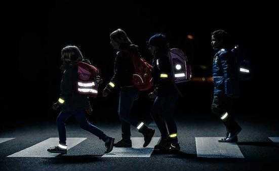 Министерство транспорта Российской Федерации Подмосковья рекомендует носить светоотражающую одежду в этом сезоне