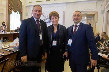 В Общественной палате РФ состоялся первый российско-американский муниципальный форум