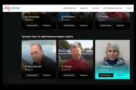 Поддержим тренера из Домодедово Субботину Татьяну Анатольевну