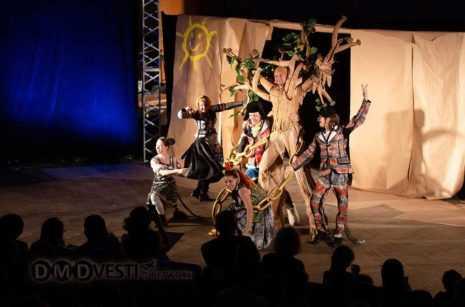 Подмосковные активисты ОНФ открыли детский фестиваль «Неделя искусств» новости домодедово