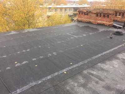 После вмешательства активистов ОНФ в подмосковном Павловском Посаде отремонтировали протекающую крышу многоквартирного дома