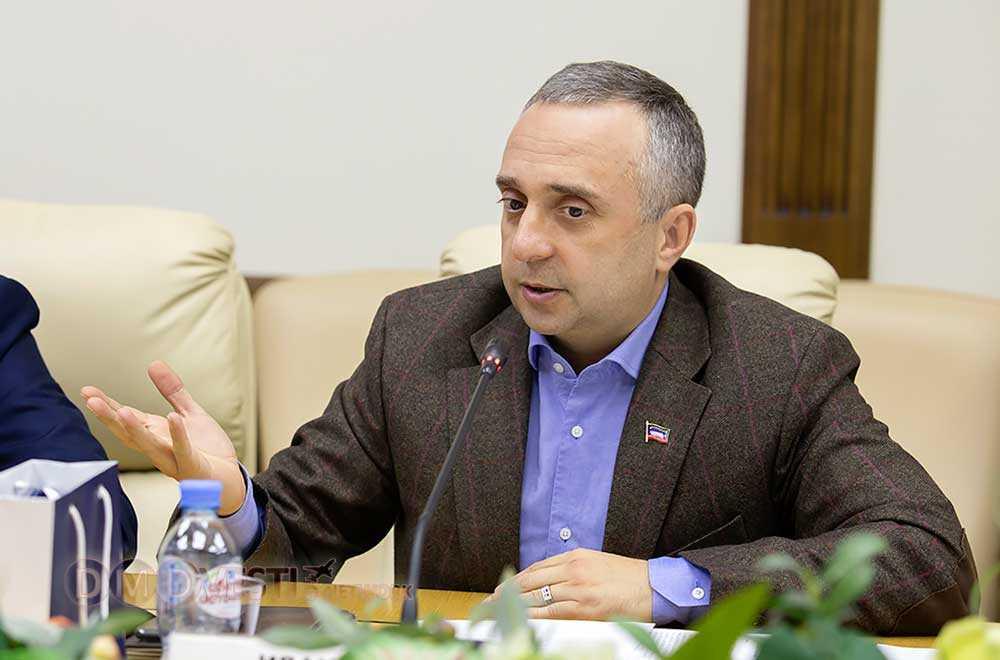 Исполнительный директор Совета муниципальных образований О.Б. Иванов