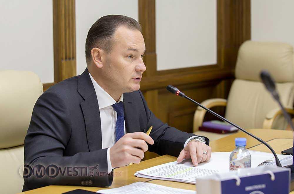 Алексей Спасский председатель Совета муниципальных образований, глава городского округа Кашира