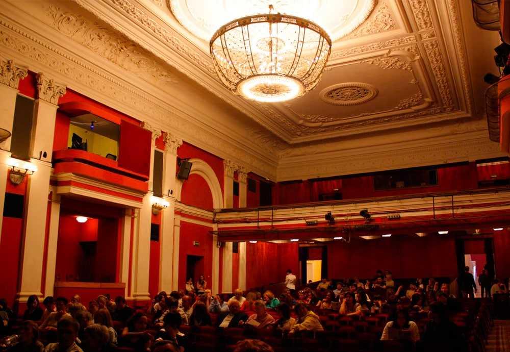 Театр на Малой Бронной объявил о создании Премии Михоэлса и новых планах