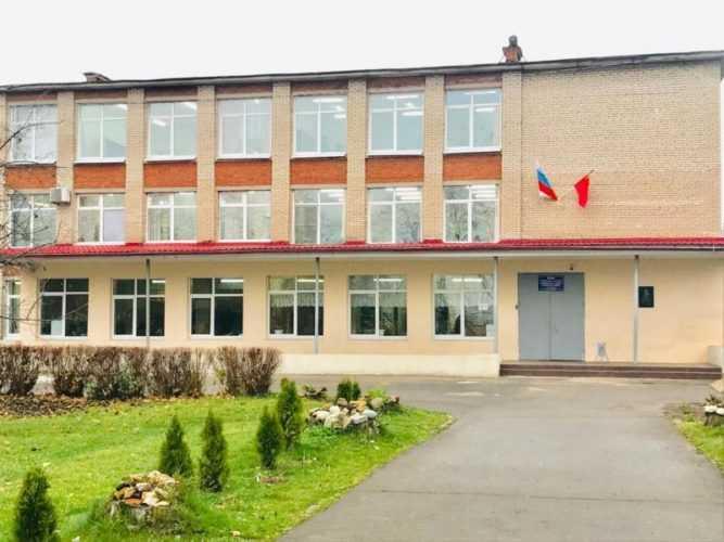 Домодедовской школе присвоили имя Героя Социалистического Труда Николая Хухрева