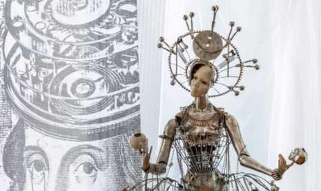 Театральная Олимпиада проведет выставку художественной куклы