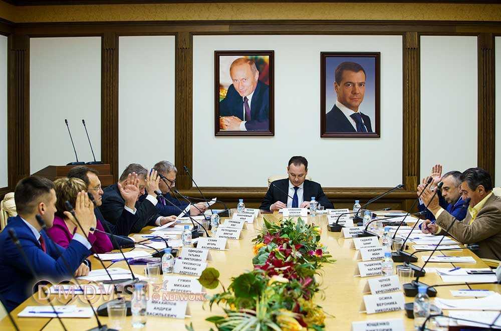 Состоялось первое в этом году заседание Президиума Совета муниципальных образований Московской области