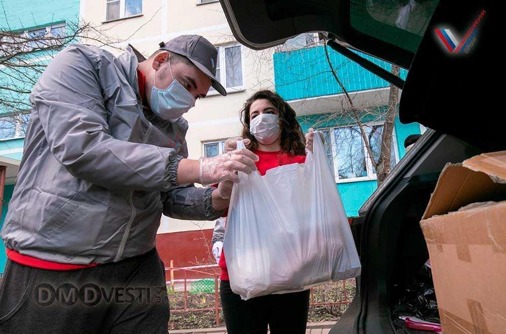 Волонтерам ОНФ поступило около 1500 заявок на оказание помощи