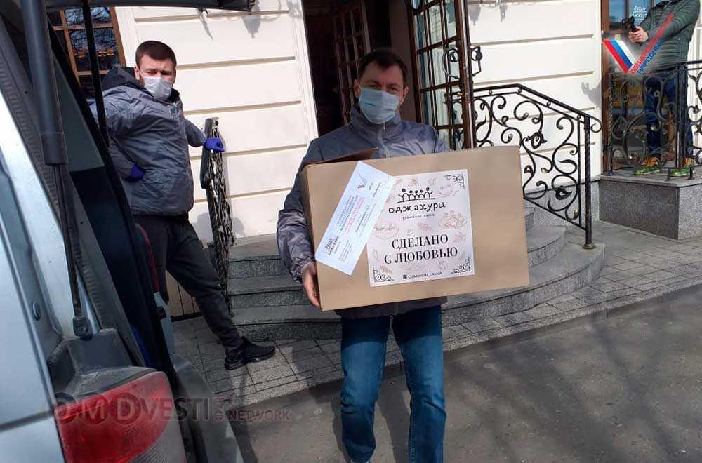 При поддержке ОНФ рестораторы обеспечивают врачей Подмосковья горячим питанием новости домодедово дмдвести